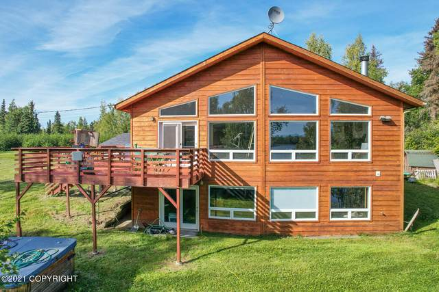 43695 Sports Lake Road, Soldotna, AK 99669 (MLS #21-16121) :: Alaska Realty Experts
