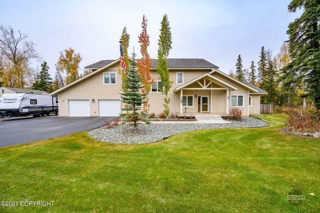 4126 E Serendipity Loop, Wasilla, AK 99654 (MLS #21-16125) :: Berkshire Hathaway Home Services Alaska Realty Palmer Office