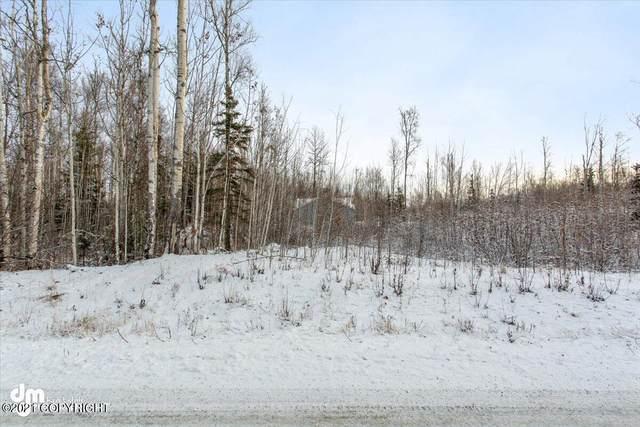 7075 S Brimstone Drive, Wasilla, AK 99654 (MLS #21-16140) :: Alaska Realty Experts