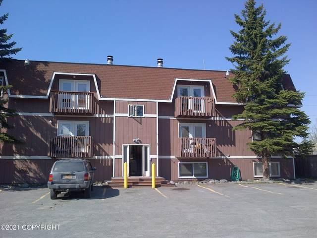 11539 Heritage Court #2, Eagle River, AK 99577 (MLS #21-16159) :: Synergy Home Team