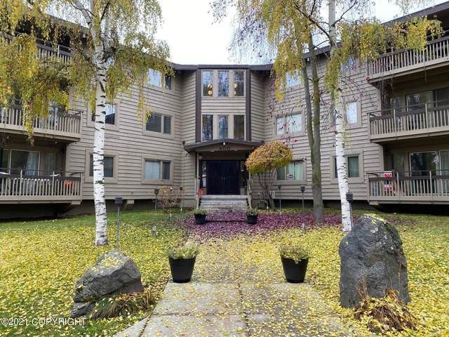 400 W 76th Avenue #103, Anchorage, AK 99518 (MLS #21-16172) :: Wolf Real Estate Professionals
