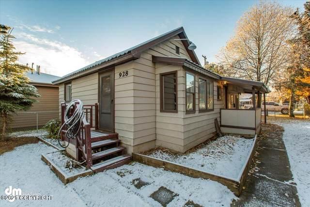 928 E 9th Avenue, Anchorage, AK 99501 (MLS #21-16198) :: RMG Real Estate Network | Keller Williams Realty Alaska Group