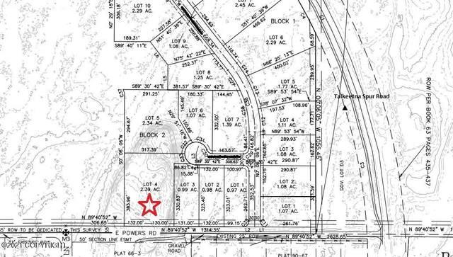 L4 Chanterelle Circle, Talkeetna, AK 99676 (MLS #21-16206) :: Wolf Real Estate Professionals