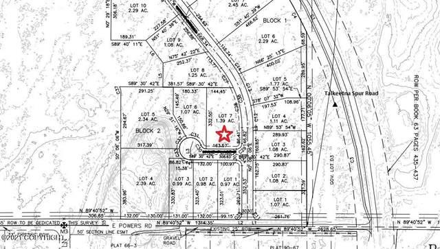 L7 Chanterelle Circle, Talkeetna, AK 99676 (MLS #21-16208) :: Wolf Real Estate Professionals