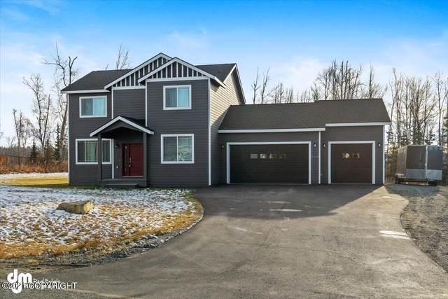 2768 W Angela Drive, Wasilla, AK 99654 (MLS #21-16219) :: RMG Real Estate Network | Keller Williams Realty Alaska Group