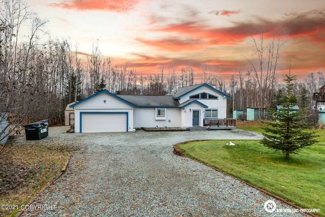 22626 Lake Hill Drive, Chugiak, AK 99567 (MLS #21-16227) :: Berkshire Hathaway Home Services Alaska Realty Palmer Office