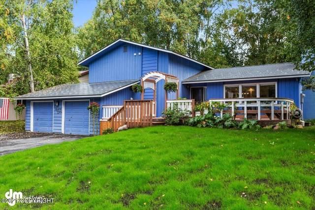 3717 Locarno Drive, Anchorage, AK 99508 (MLS #21-16233) :: RMG Real Estate Network | Keller Williams Realty Alaska Group