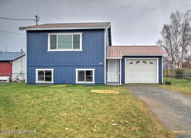 624 E Auklet Avenue, Palmer, AK 99645 (MLS #21-16237) :: RMG Real Estate Network | Keller Williams Realty Alaska Group