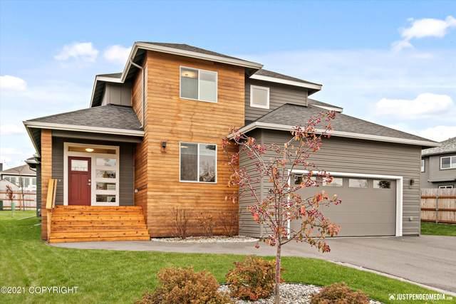 4074 Chiniak Bay Drive, Anchorage, AK 99518 (MLS #21-16238) :: RMG Real Estate Network | Keller Williams Realty Alaska Group