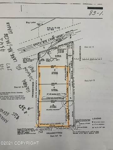 4542 S Gracie Circle, Big Lake, AK 99652 (MLS #21-16277) :: Wolf Real Estate Professionals