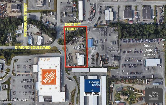 2130 E Dimond Boulevard, Anchorage, AK 99507 (MLS #21-16321) :: Wolf Real Estate Professionals