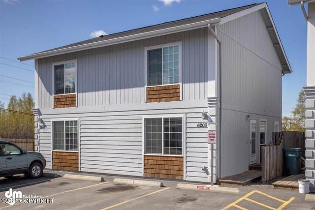 6203 E Tudor Road #2, Anchorage, AK 99507 (MLS #21-16332) :: Wolf Real Estate Professionals