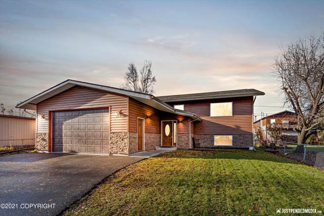 922 Kathy Place, Anchorage, AK 99504 (MLS #21-16342) :: Wolf Real Estate Professionals