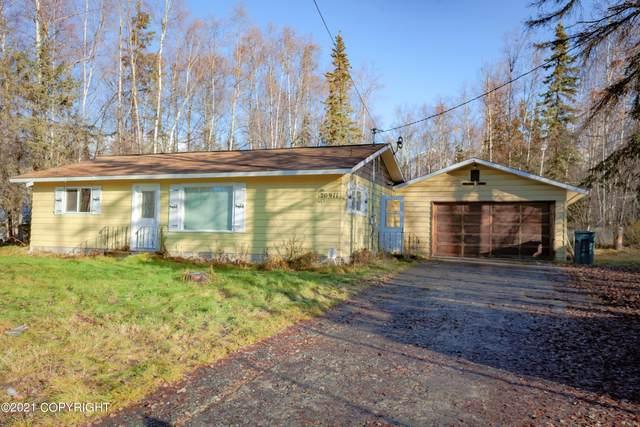 20911 Sunset Boulevard, Chugiak, AK 99567 (MLS #21-16347) :: Daves Alaska Homes