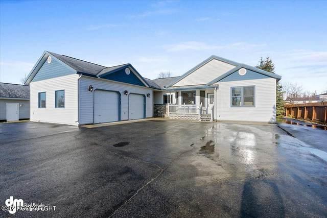255 W Fallen Leaf Circle, Wasilla, AK 99654 (MLS #21-16348) :: Wolf Real Estate Professionals