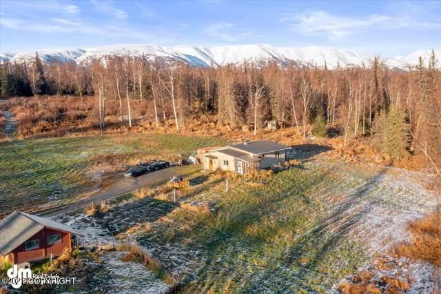 613 E Schwald Road, Wasilla, AK 99654 (MLS #21-16356) :: Wolf Real Estate Professionals