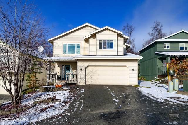 19909 Highland Ridge Drive, Eagle River, AK 99577 (MLS #21-16360) :: Wolf Real Estate Professionals