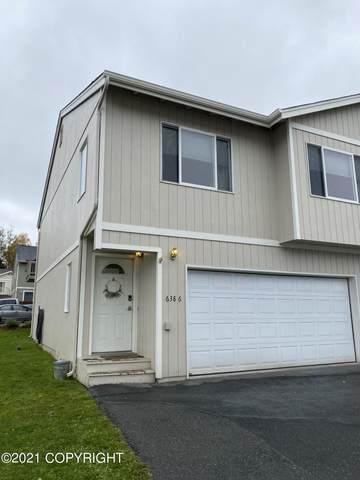 6386 Fairweather Drive #043, Anchorage, AK 99518 (MLS #21-16367) :: Wolf Real Estate Professionals