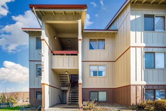 5600 E 40TH Avenue #A201, Anchorage, AK 99504 (MLS #21-16369) :: Wolf Real Estate Professionals