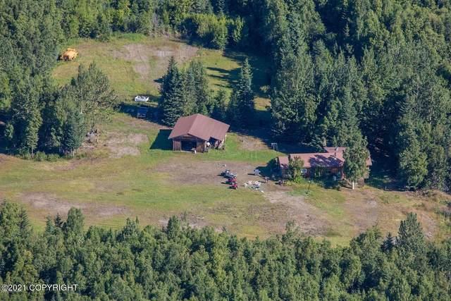 36995 Pomeroy Road, Homer, AK 99603 (MLS #21-16372) :: Daves Alaska Homes