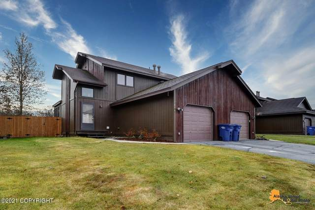 7019 Meadow Street #J-1, Anchorage, AK 99507 (MLS #21-16374) :: Wolf Real Estate Professionals