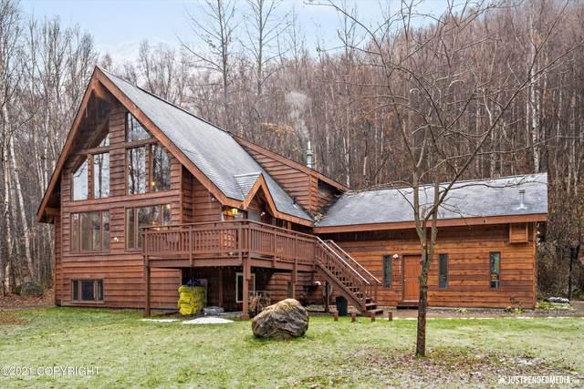20617 Edward Circle, Chugiak, AK 99567 (MLS #21-16379) :: Daves Alaska Homes