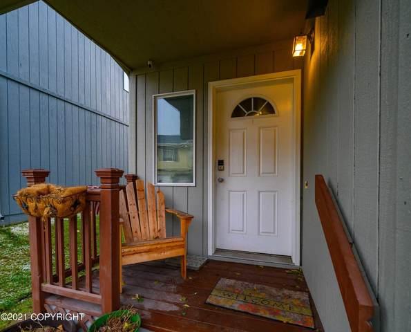 13765 Hunterwood Lane #107, Eagle River, AK 99577 (MLS #21-16386) :: Wolf Real Estate Professionals