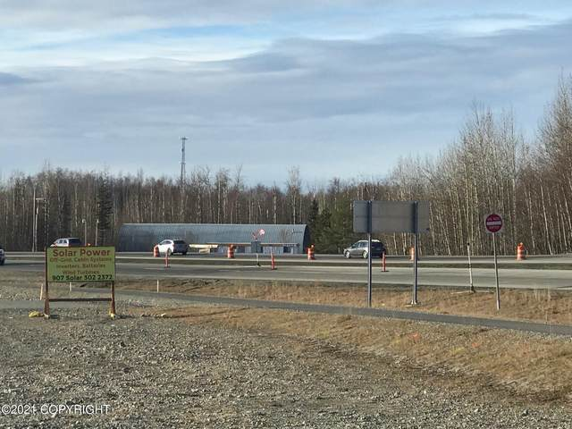 7599 W Parks Highway, Wasilla, AK 99623 (MLS #21-16393) :: Wolf Real Estate Professionals