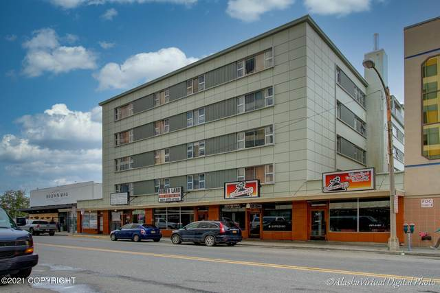 525 W 3rd Avenue #3, Anchorage, AK 99501 (MLS #21-1641) :: The Adrian Jaime Group | Keller Williams Realty Alaska