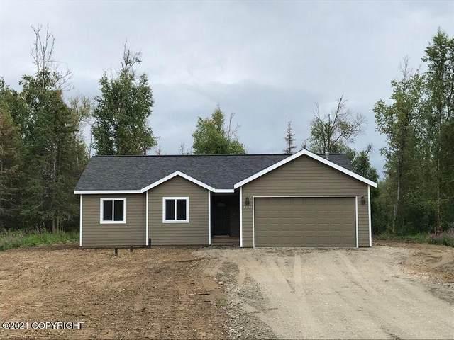 4011 N Coronado Street #4, Wasilla, AK 99623 (MLS #21-1782) :: Daves Alaska Homes