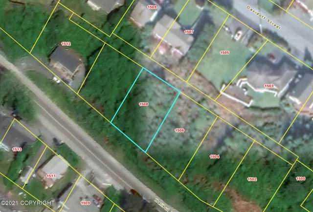 1508 Halibut Point Road, Sitka, AK 99835 (MLS #21-179) :: Daves Alaska Homes