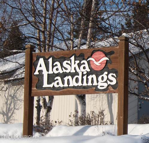 2891 W International Airport Road #C-105, Anchorage, AK 99502 (MLS #21-1895) :: The Adrian Jaime Group | Keller Williams Realty Alaska