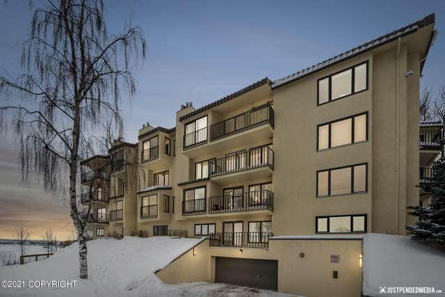 333 M Street #211, Anchorage, AK 99501 (MLS #21-1914) :: The Adrian Jaime Group | Keller Williams Realty Alaska
