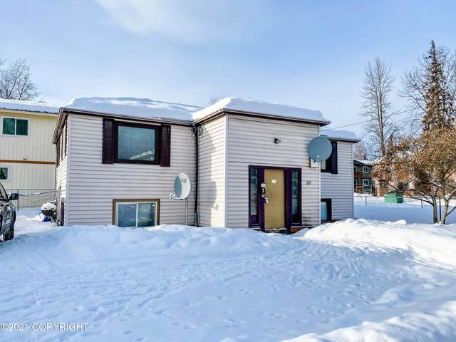 332 Taylor Street, Anchorage, AK 99508 (MLS #21-1990) :: Wolf Real Estate Professionals