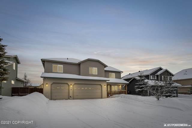 5693 Yukon Charlie Loop, Anchorage, AK 99502 (MLS #21-2020) :: Wolf Real Estate Professionals
