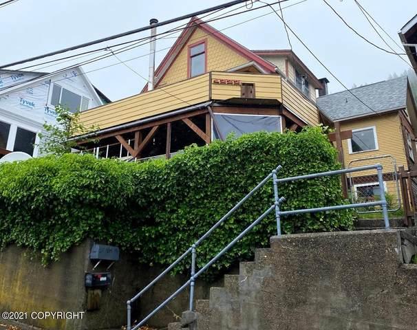 1222 Water Street, Ketchikan, AK 99901 (MLS #21-203) :: Wolf Real Estate Professionals