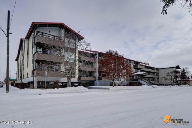221 E 7th Avenue #306, Anchorage, AK 99501 (MLS #21-2047) :: The Adrian Jaime Group | Keller Williams Realty Alaska