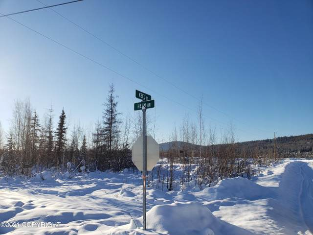 2564 Keel Court, Fairbanks, AK 99709 (MLS #21-2055) :: Powered By Lymburner Realty