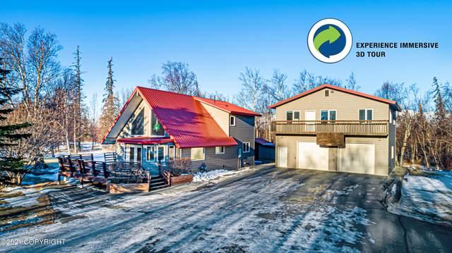 4100 Moffit Road, Palmer, AK 99645 (MLS #21-2089) :: RMG Real Estate Network | Keller Williams Realty Alaska Group