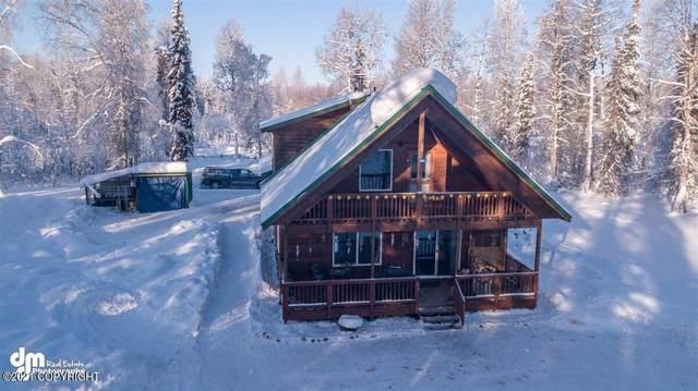 71301 S Betula Circle, Willow, AK 99688 (MLS #21-2094) :: RMG Real Estate Network | Keller Williams Realty Alaska Group