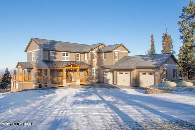 L3 B2 Sandpiper Drive, Anchorage, AK 99516 (MLS #21-2119) :: RMG Real Estate Network | Keller Williams Realty Alaska Group