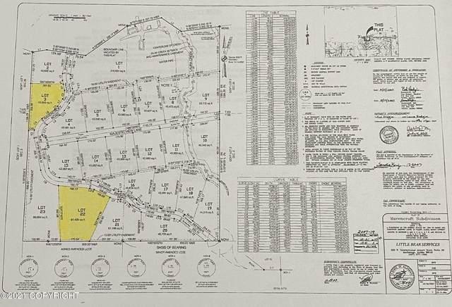 L3 Ravencroft Road, Remote, AK 99686 (MLS #21-2135) :: RMG Real Estate Network | Keller Williams Realty Alaska Group