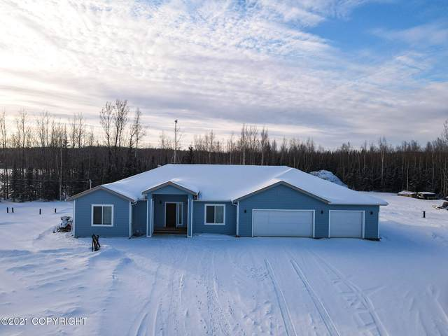 4200 Gerald Place, Delta Junction, AK 99737 (MLS #21-2146) :: RMG Real Estate Network | Keller Williams Realty Alaska Group