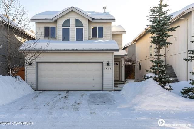 1492 N Heather Meadows Loop, Anchorage, AK 99507 (MLS #21-2204) :: RMG Real Estate Network   Keller Williams Realty Alaska Group