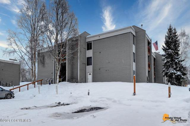 4610 Reka Drive #A19, Anchorage, AK 99508 (MLS #21-2241) :: Team Dimmick