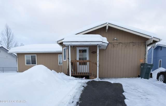 7010 Peck Avenue, Anchorage, AK 99504 (MLS #21-2255) :: RMG Real Estate Network | Keller Williams Realty Alaska Group
