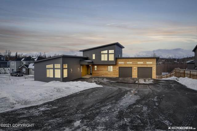 9475 E Spring Creek Circle, Palmer, AK 99645 (MLS #21-2299) :: RMG Real Estate Network | Keller Williams Realty Alaska Group