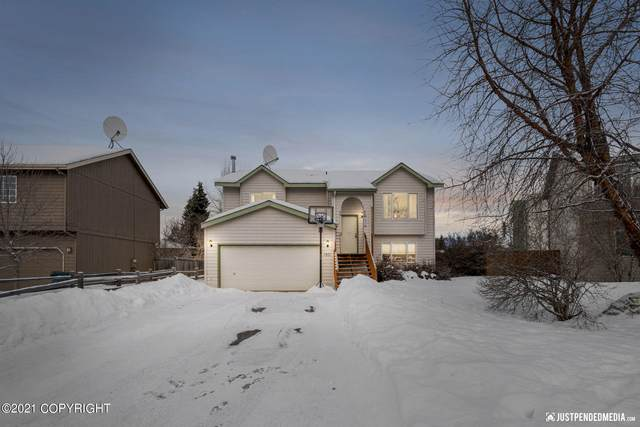 1951 Courage Drive, Anchorage, AK 99507 (MLS #21-234) :: Alaska Realty Experts