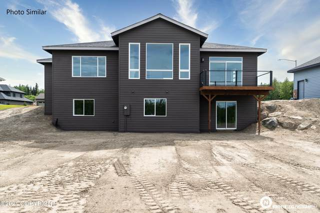 L5 Vantage Avenue, Eagle River, AK 99577 (MLS #21-2349) :: Team Dimmick