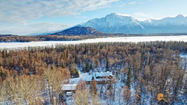 14752 E Grover Lane, Palmer, AK 99645 (MLS #21-2356) :: RMG Real Estate Network | Keller Williams Realty Alaska Group